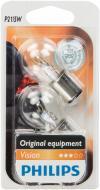 Лампа розжарювання Philips Vision P21/5W-02B BAY15D 12 В 5 Вт 2 шт
