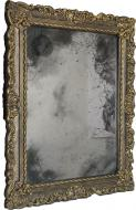 Зеркало СЕАПС состаренное 550х658 мм R1.40x60.GLD-01.OLD
