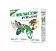 Пральний порошок для машинного прання Green&Clean Color 1,2 кг