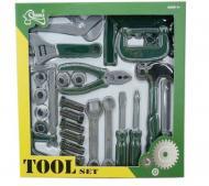 Игрушечный набор инструментов Metr+ T218E(G) Зеленый