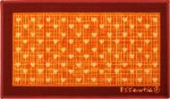 Коврик Cleopatra for Trading and International Marketing на резиновой основе ТABA 40х70 см цвет в ассортименте