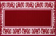 Коврик Cleopatra for Trading and International Marketing на резиновой основе ТABA 57х90 см цвет в ассортименте