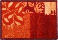 Коврик Mac Carpet Таба 31х45 см цвет в ассортименте