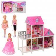 Домик для Барби Bellina 66883 куклы 3шт