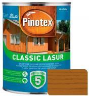 Деревозащитное средство Pinotex Classic Lasur орегон мат 1 л