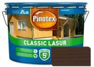 Деревозащитное средство Pinotex Classic Lasur орех мат 10 л