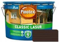Деревозащитное средство Pinotex Classic Lasur палисандр мат 10 л