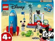 Конструктор LEGO Disney Mickey and Friends Космічна ракета Міккі Мауса та Мінні Маус 10774