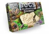 Набор для проведения раскопок Danko Toys 7582DT Jewels Excavation Жуки