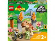 Конструктор LEGO DUPLO Утеча тиранозавра і трицератопса 10939
