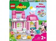 Конструктор LEGO DUPLO Будинок і кафе Мінні 10942