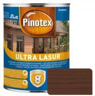 Деревозащитное средство Pinotex Ultra Lasur тик глянец 1 л