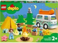 Конструктор LEGO DUPLO Сімейний кемпінг 10946