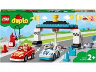Конструктор LEGO DUPLO Гоночні автомобілі 10947