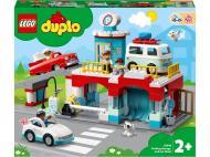 Конструктор LEGO DUPLO Гараж і автомийка 10948