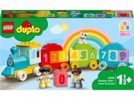 Конструктор LEGO DUPLO Потяг із цифрами – вчимося рахувати 10954