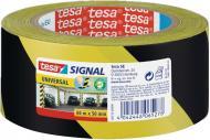 Стрічка сигнальна TESA «Signal» 50 мм 66 м 50 мкн