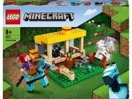 Конструктор LEGO Minecraft Стайня 21171