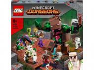 Конструктор LEGO Minecraft Гидкі джунглі 21176