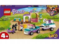 Конструктор LEGO Friends Вишкіл коней і причеп 41441