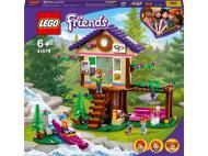 Конструктор LEGO Friends Лісовий будиночок 41679