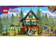 Конструктор LEGO Friends Лісовий центр верхової їзди 41683