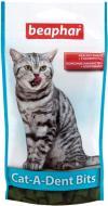 Лакомство для чистки зубов котов Кэт-э-дент битс 35 г