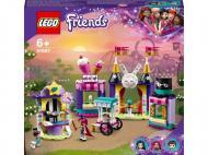 Конструктор LEGO Friends Магічні ятки на ярмарку 41687