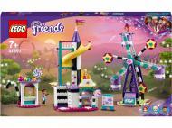 Конструктор LEGO Friends Магічне колесо огляду та гірка 41689