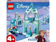 Конструктор LEGO Disney Princess Крижана чарівна країна Анни та Ельзи 43194