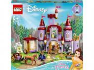 Конструктор LEGO Disney Princess Замок Белль і Чудовиська 43196