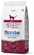 Корм Monge Cat Indoor Chicken 1,5 кг