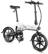 Електровелосипед FIIDO D2s White