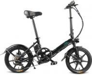 Електровелосипед FIIDO D3s Black