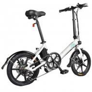 Електровелосипед FIIDO D3s White
