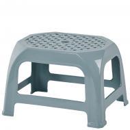 Табурет пластиковий Алеана Крихітка 20x24x30,5 см сизо-блакитний