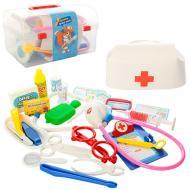 Игровой набор Play Smart Доктор в чемодане Разноцветный (M 0459 U)