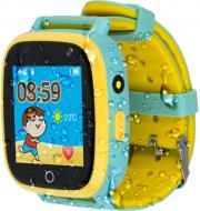 Смарт-часы детские AmiGo GO001 iP67 green (856056)