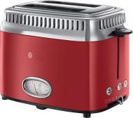 Тостер Russell Hobbs 21681-56 Retro Red