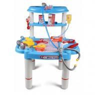 Игровой набор столик+аксессуары LimoToy Доктор (008-03)