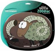 Килимок для миші Greenwave ZOOdiac-02