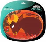 Килимок для миші Greenwave ZOOdiac-03
