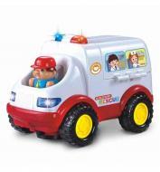 Детская машинка Metr+ 836 Скорая помощь
