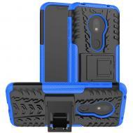 Чехол Armor Case для Motorola Moto G7 Play Blue (arbc7318)