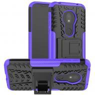 Чехол Armor Case для Motorola Moto G7 Play Violet (arbc7321)