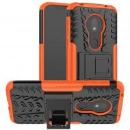 Чехол Armor Case для Motorola Moto G7 Play Orange (arbc7322)