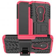 Чехол Armor Case для Motorola Moto G7 Play Rose (arbc7323)