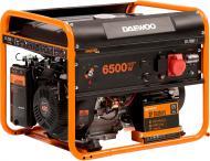 Генератор бензиновий Daewoo GDA 7500E-3