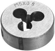 Плашка M5  Topex 14A305