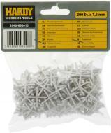 Хрестики дистанційні Hardy 1,5 мм 2040-660015